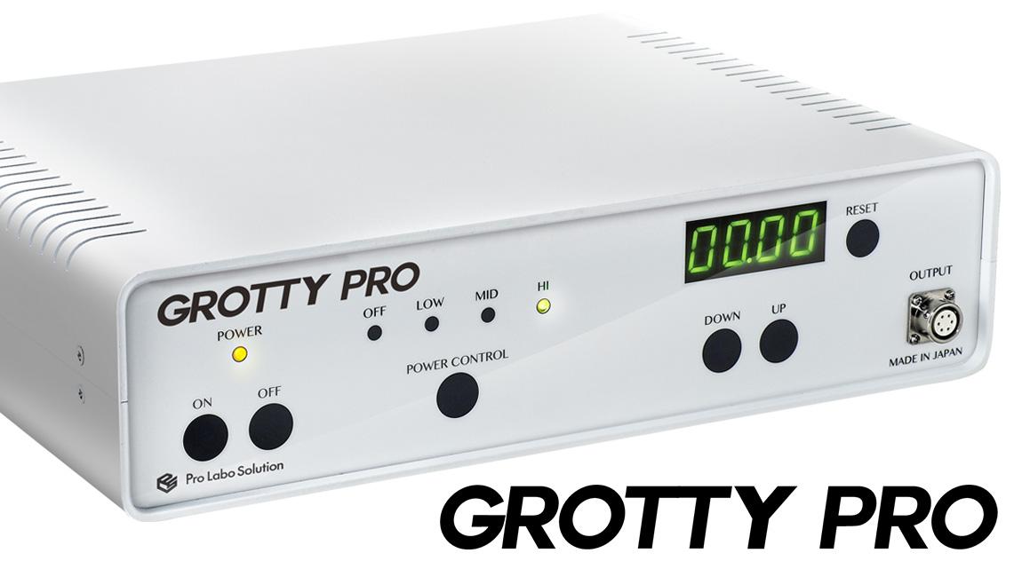 公式【GROTTY PRO】グロッティプロ